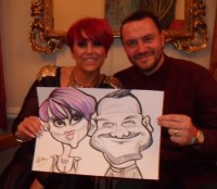 Derbyshire Caricature Artists..
